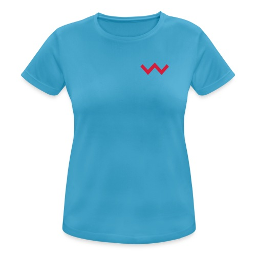 T-Shirt Women (Small Logo) - Frauen T-Shirt atmungsaktiv