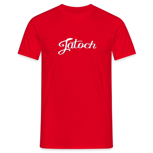 Jatoch mannen t-shirt