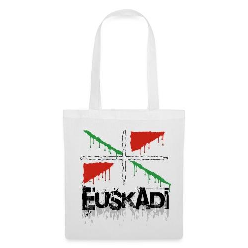 sac toile Euskadi - Tote Bag