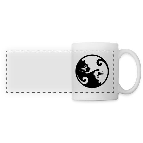 cats yin yang - Panoramamok