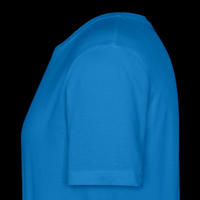 Smurfen mannen t-shirt bio
