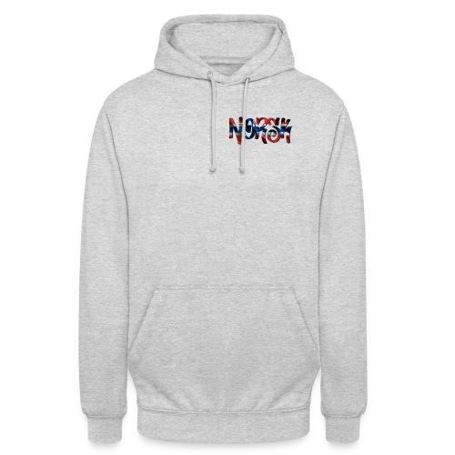 Unisex Hoodie  - Unisex-hettegenser