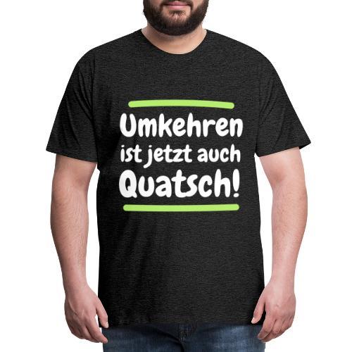 SACKGASSE - Männer Premium T-Shirt