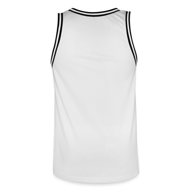 NEW Mens Retro Toxic Sickness Basketball Top