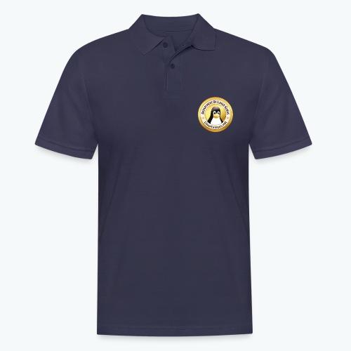 Poloshirt Siegel  - Männer Poloshirt