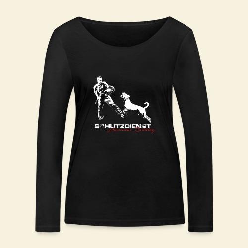 american Bulldog - Frauen Bio-Langarmshirt von Stanley & Stella