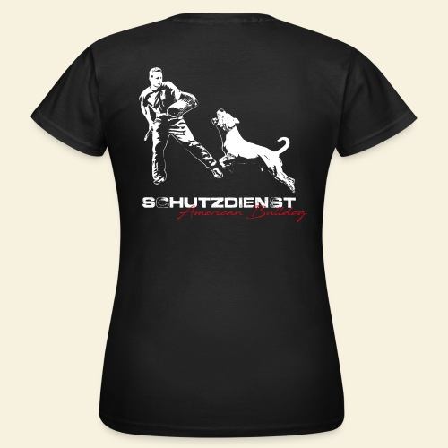 american Bulldog - Frauen T-Shirt