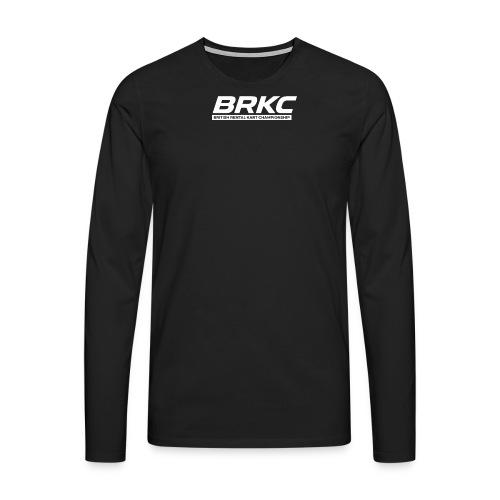 BRKC Long-Sleeve Under Suit Shirt - Men's Premium Longsleeve Shirt