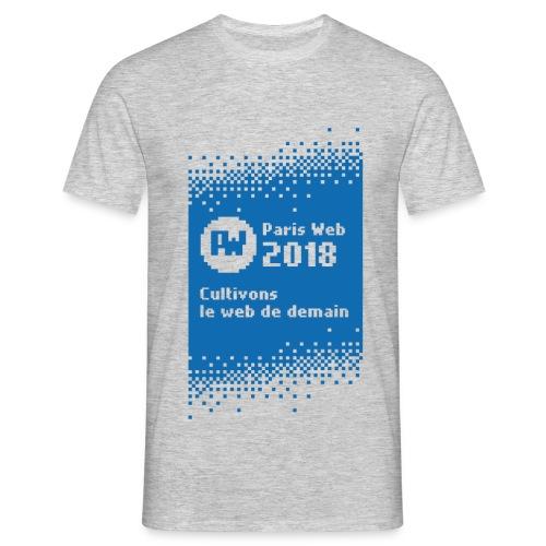 Cultivons le web de demain - 2 - t-hsirt - T-shirt Homme