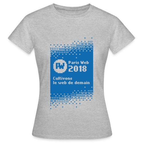 Cultivons le web de demain  - 2 - t-hsirt - T-shirt Femme