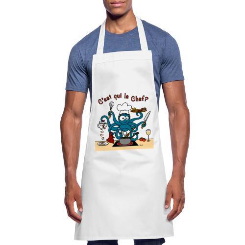 Tablier de cuisine Pulpe, C'est qui le Chef? Fête des Mères - Tablier de cuisine