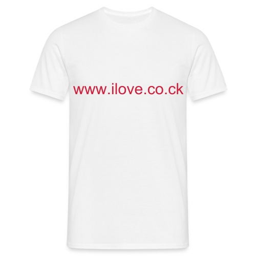 You love what? - Men's T-Shirt