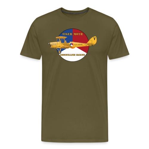 DH.82 Tiger Moth, Koninklijke Marine - Men's Premium T-Shirt