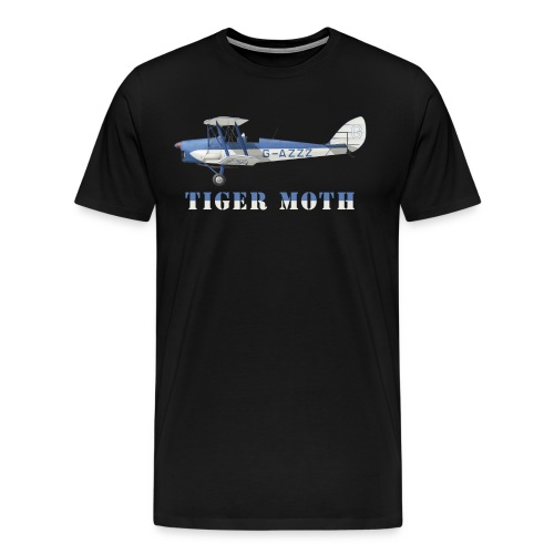 DH.82 Tiger Moth - Men's Premium T-Shirt