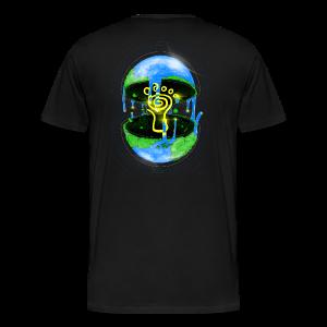 T-Shirt - Freakdali Parvati Globe