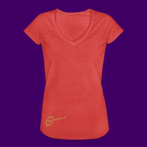 Frauen Vintage T-Shirt