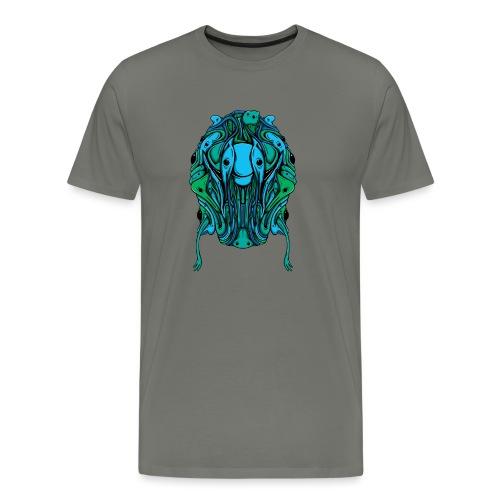 Blobcat Design - Men's Premium T-Shirt