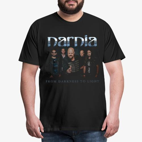 From Darkness to Light - Band - Men's Premium T-Shirt