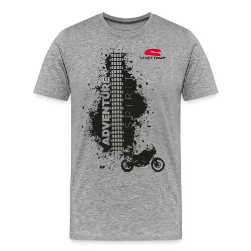 Adventure spirit - T-shirt Premium Homme
