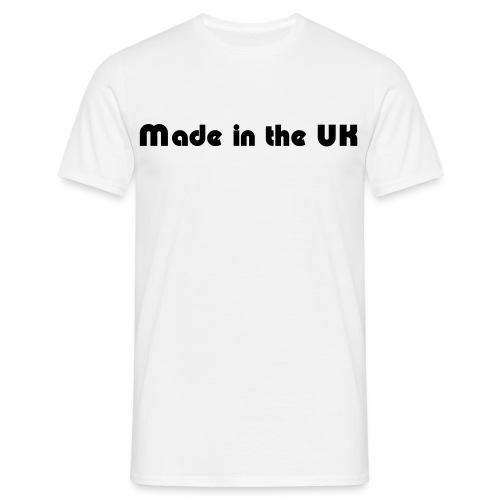 Made in UK - Men's T-Shirt