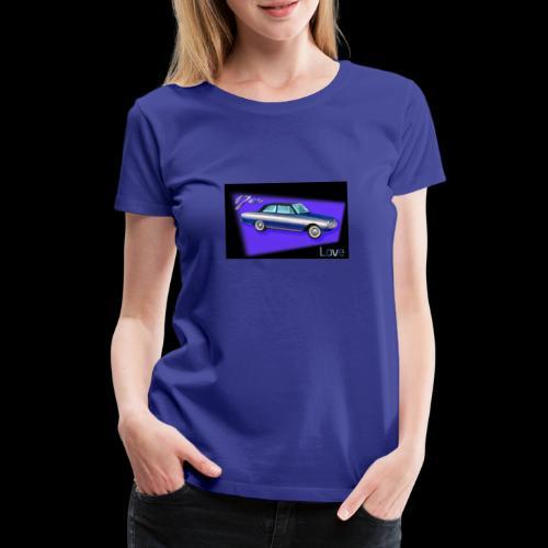 Oldtimer FordTaunus 17m - Frauen Premium T-Shirt