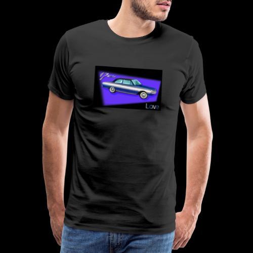 Oldtimer FordTaunus 17m - Männer Premium T-Shirt