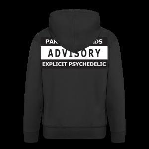 Zip Hoodie - Parvati Advisory zip hoodie