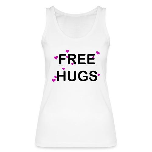 Débardeur bio Femme Free HUG - Débardeur bio Femme