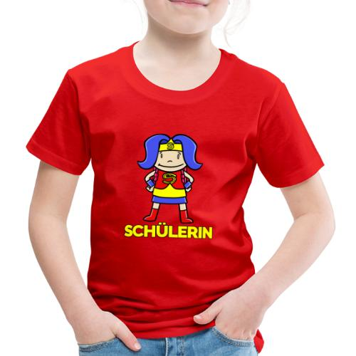Schülerin - Kinder Premium T-Shirt