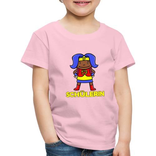 Schülerin 2 - Kinder Premium T-Shirt