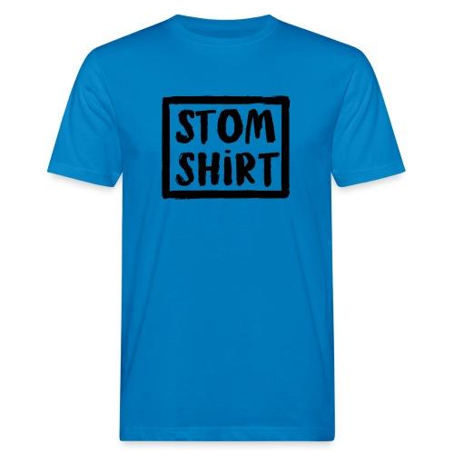 Stom shirt mannen bio - Mannen Bio-T-shirt