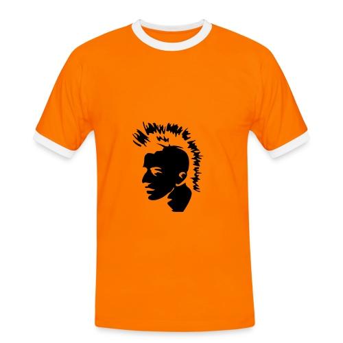 Punk - T-shirt contrasté Homme