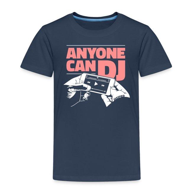 Anyone Can DJ - kids