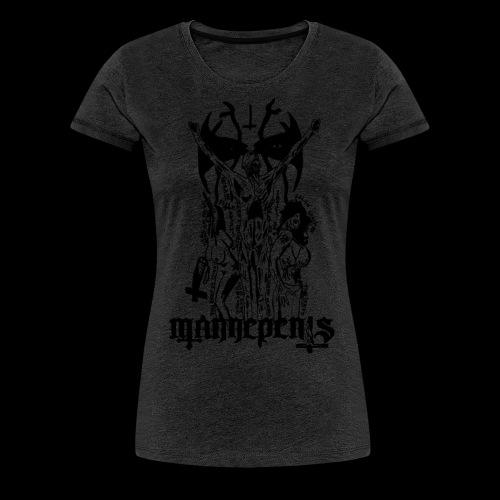Eyes of Hell for Sluts - Women's Premium T-Shirt