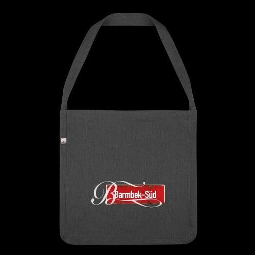 Barmbek-Süd (Hamburg): Mein Bekenner-Tasche - Schultertasche aus Recycling-Material