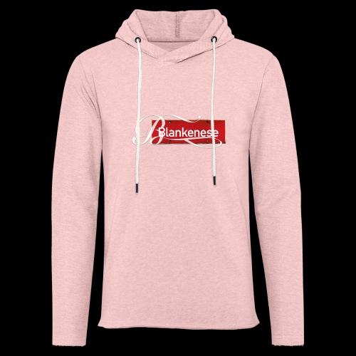 Blankenese (Hamburg): Dein Bekenner-Shirt mit Schmuck-Ornament - Leichtes Kapuzensweatshirt Unisex