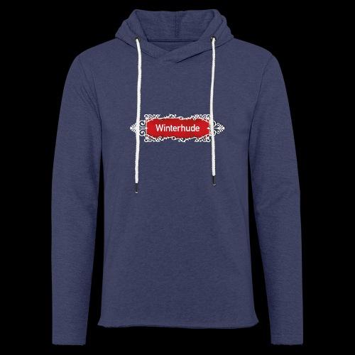 Winterhude (Hamburg): Dein Bekenner-Shirt mit Tattoo-Ornament - Leichtes Kapuzensweatshirt Unisex
