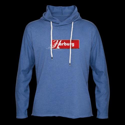 Harburg (Hamburg): Dein Bekenner-Shirt - Leichtes Kapuzensweatshirt Unisex