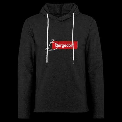 Bergedorf (Hamburg): Dein Bekenner-Shirt - Leichtes Kapuzensweatshirt Unisex
