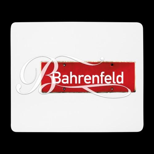 Mein Hamburg, mein Bahrenfeld, mein Mouspad - Mousepad (Querformat)
