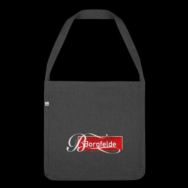 Mein Hamburg, mein Borgfelde meine Kiez-Tasche