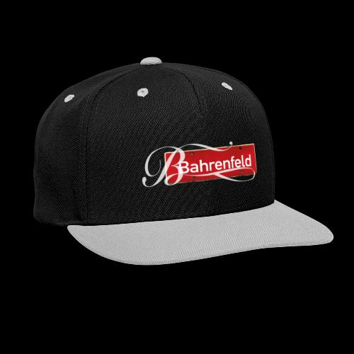 Mein Hamburg, mein Bahrenfeld, meine Kiez-Cap - Kontrast Snapback Cap
