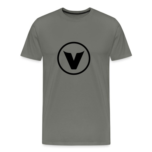 T-Shirt - The V - Männer Premium T-Shirt
