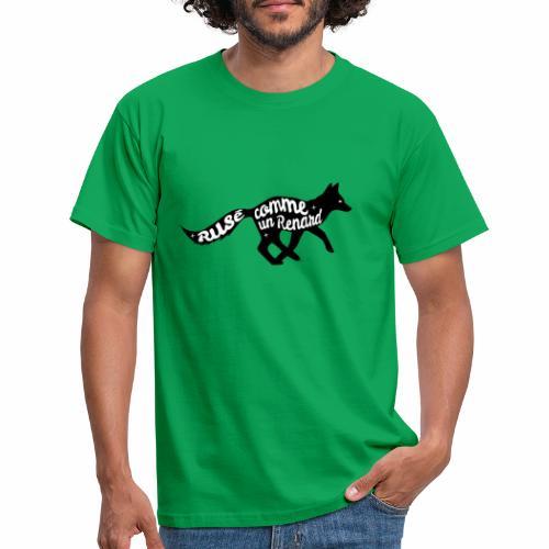 Rusé comme un renard - T-shirt Homme