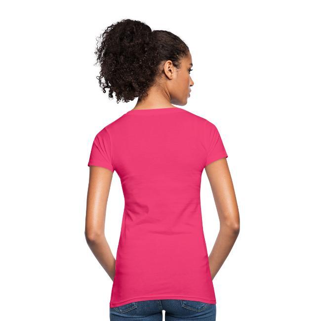 pfiffiger Papagei - Frauen Bio-T-Shirt