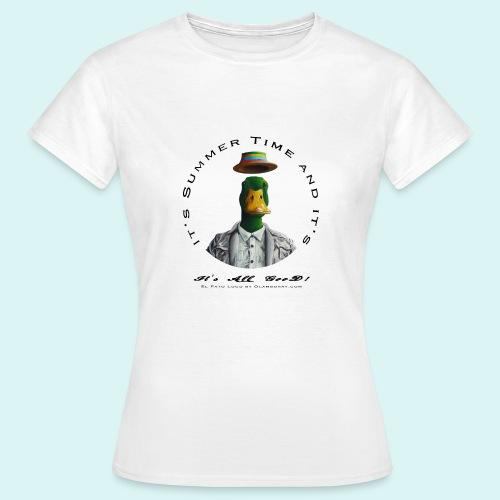 El Pato Loco-Ladies T-Shirt - Women's T-Shirt