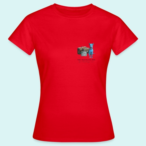 Laly Blue- Ladies - Women's T-Shirt