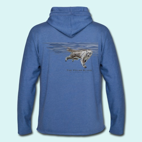 The Polar Blues - Unisex - Light Unisex Sweatshirt Hoodie