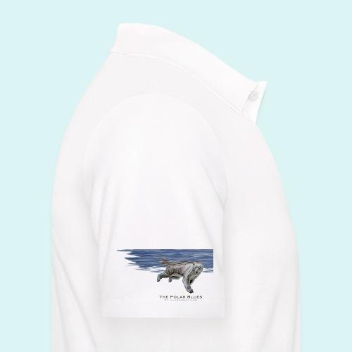 The Polar Blues - Men's Polo Shirt