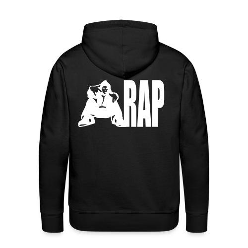 RAP - Männer Premium Hoodie
